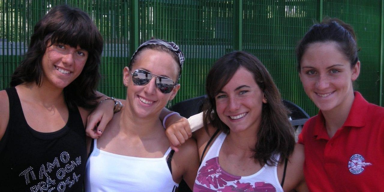 "5° posto per la Rari Nantes Florentia ""al femminile"""