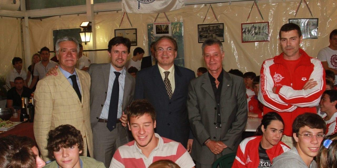 Grande festa alla Rari Nantes Florentia
