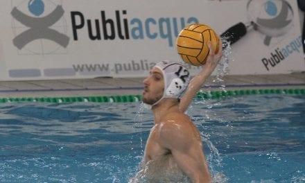 Pareggio (6-6) nella gara d'esordio col Nervi. Sottani rimanda l'appuntamento col gol numero 1.000