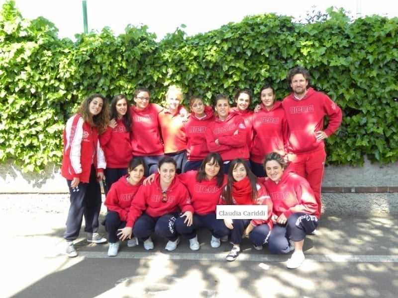 Le ragazze della Rari vincono il loro girone di Serie B: Pontassieve – RNF 2-15