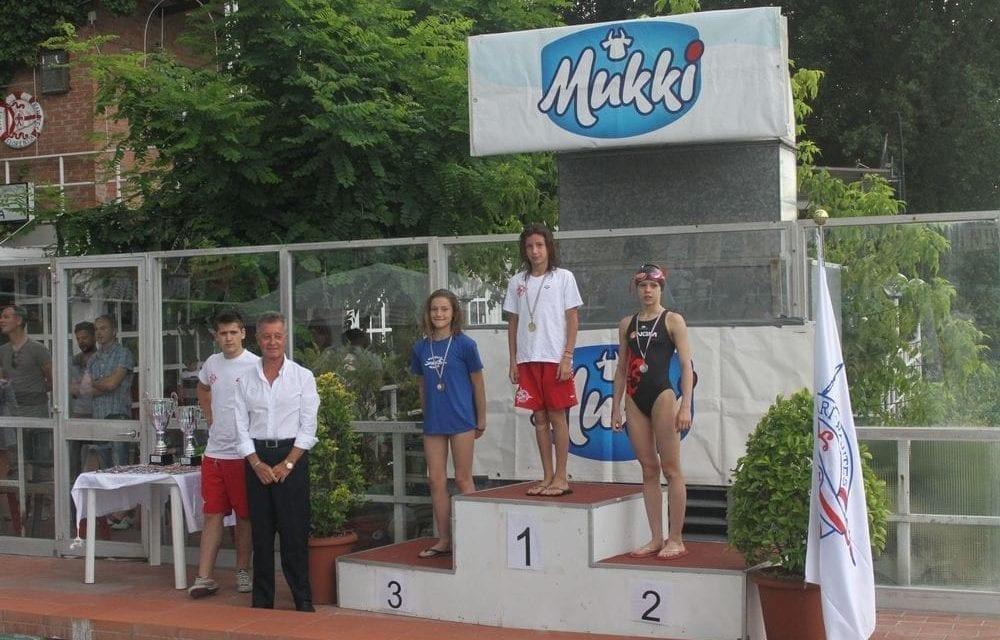La Rari Nantes Florentia vince il 1° trofeo Mukki