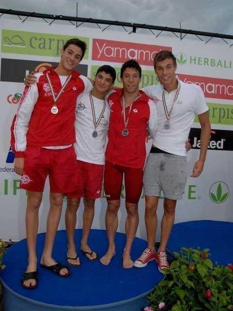 Ultima giornata dei Campionati italiani di categoria