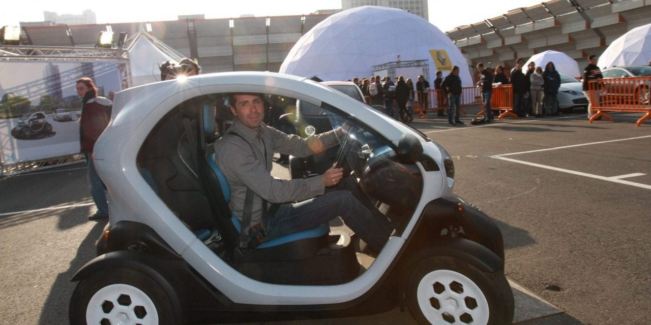 Rari Nantes Florentia con Renault al Motor Show di Bologna