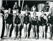 nuotatori inizio 900