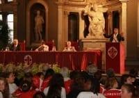 La Rari Nantes Florentia si presenta in Palazzo Vecchio