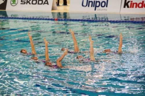 Nuoto Sincronizzato: Novità Assoluta!!!
