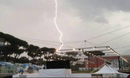 51° Trofeo Settecolli Clear sotto la pioggia!