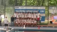 Campionato Italiano Under 17 B. Secondo posto per la squadra biancorossa