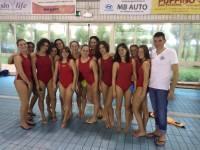 Torneo pallanuoto femminile a Castelfiorentino