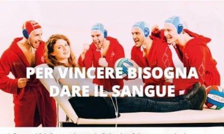 Per vincere bisogna dare il sangue! #donareilsangue