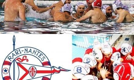 Rari Nantes Florentia obiettivo raggiunto e grandi numeri