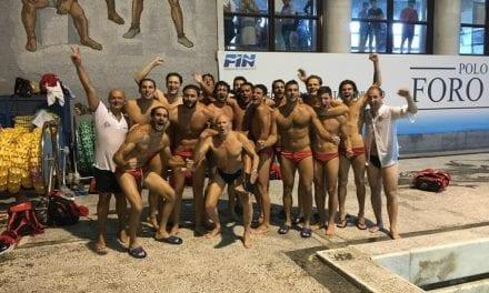 Dopo un anno di purgatorio la Rari Nantes Florentia torna in A1. In casa Rari si festeggia la doppia promozione!!