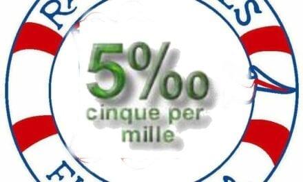 Sostieni la Rari Nantes Florentia con il 5 per mille! (2)