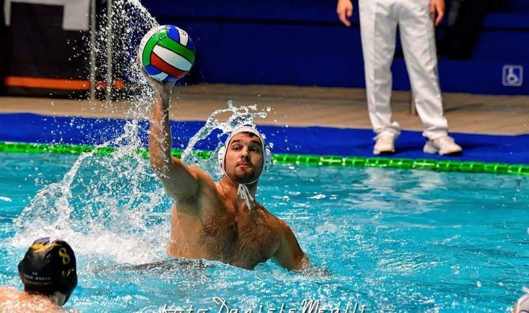 Mislav Tomasic saluta la Florentia