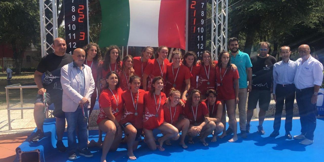 U19, le Rari girls vice campionesse d'Italia