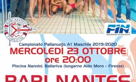 Stasera turno infrasettimanale, la Florentia ospita il Quinto