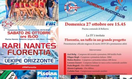 Nuoto & Pallanuoto, a Bellariva sfilano i campioni