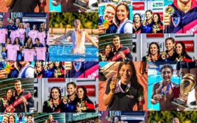 La Rari Nantes Florentia prima societa' in Italia delle discipline natatorie 2019