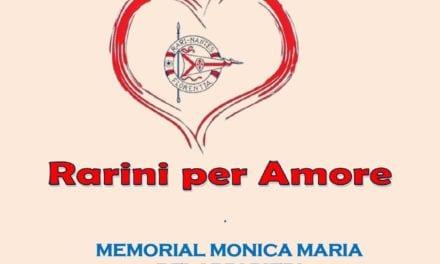 II°TROFEO RARINI PER AMORE, MEMORIAL MONICA MARIA BELARDI PIERI