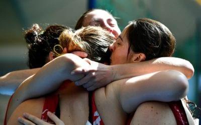 SALUTI E BACI, LE RARI GIRLS SI AGGIUDICANO LA FINAL ROUND FEMMINILE